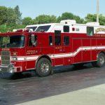 1994 Pierce Rescue Squad