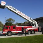2003 Pierce 100' Tower
