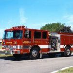 1990 Pierce Pumper