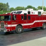 1994 Pierce Rescue Squad