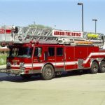 1993 E-One 105' Tower