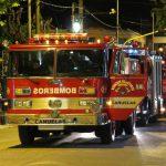 Los Bomberos Voluntarios - Canyelas, Argentina